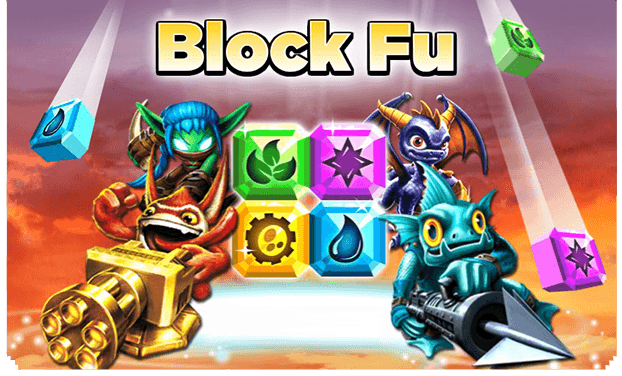 Featured Promo: Block-Fu