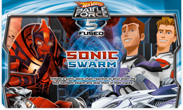 Featured Promo: Sonic Swarm